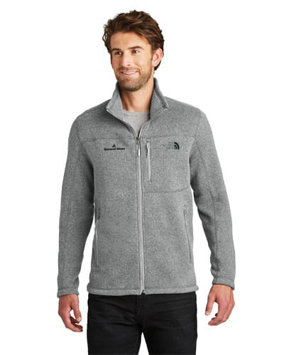 8149d9e78eb30 The North Face® Sweater Fleece Jacket – General Shale Shop